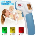 DASJ LCD Digital Non-contact IR Infrared Thermometer Forehead Body Temperature Meter