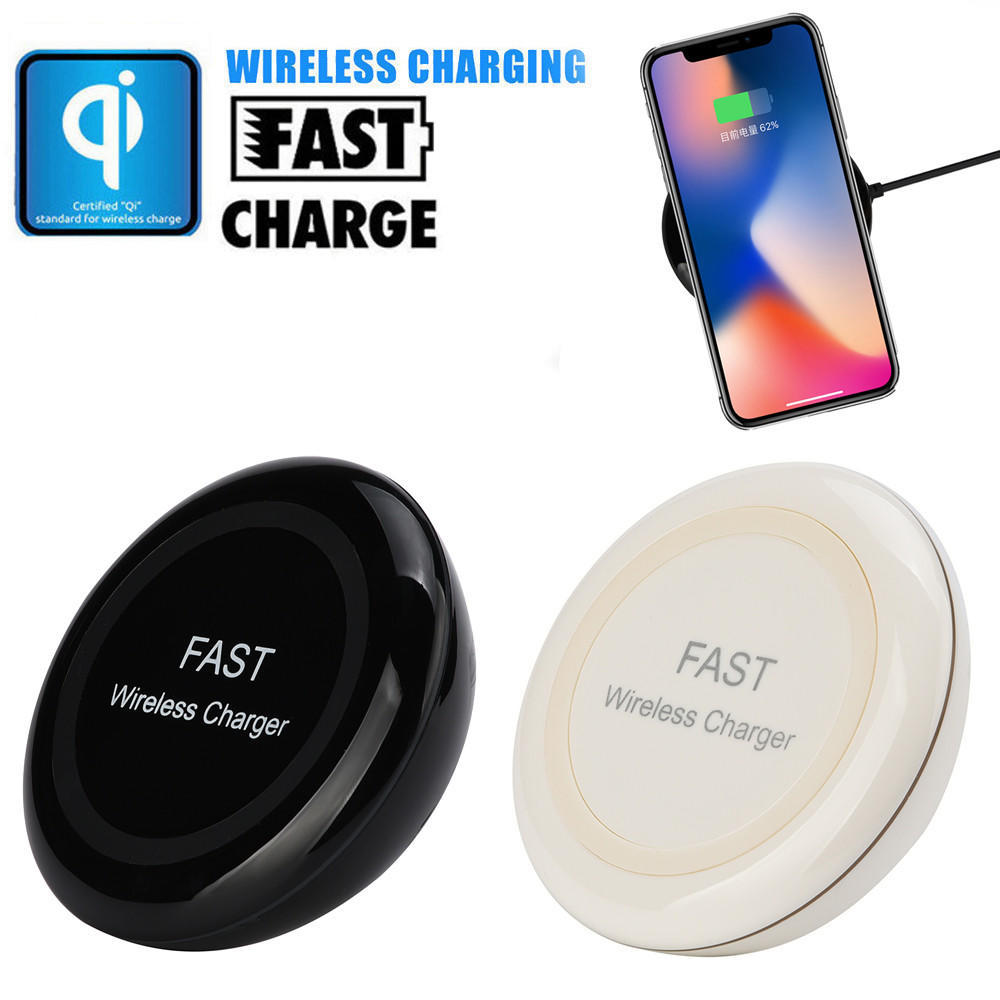 Wireless Charger Phone Stand For iPhone 8/8 Plus/X