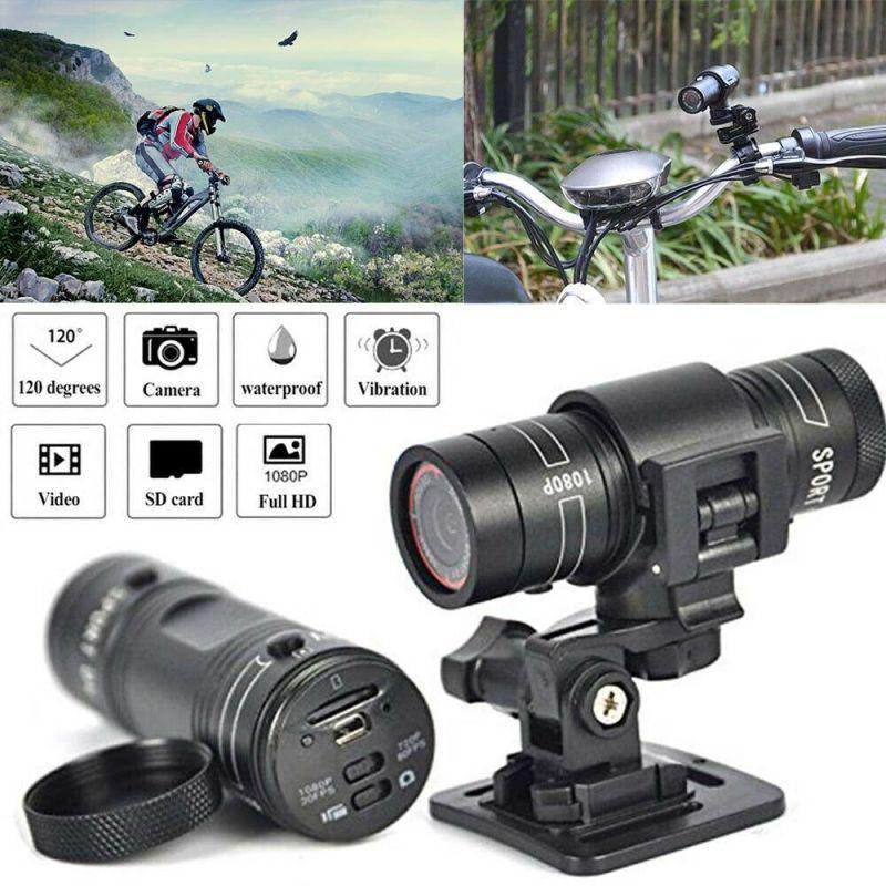 Waterproof Motor Bike Motorcycle Action Helmet Sports Camera Cam FULL HD 1080P