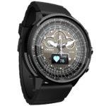Lokmat MOKA Smart Watch Sport Band Fitness Tracker Heart Rate Calories Sensor BT Pedometers Informati