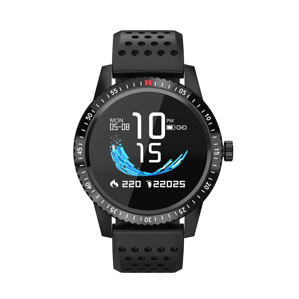 T1 Smartwatch Waterproof Wearable Device Heart Rate Monitor Color Display Smart Watch