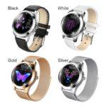 KW10 Smart Bracelet Steel Belt Bracelet Watch Multi - Sports Mode Smart Watch Women's Smar
