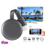 Canmake Miracast 1080P WiFi Display TV Dongle Wireless Receiver HDMI AirPlay DLNA Share