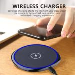 Fast Charging Wireless Charger Pad Waterproof and Shockproof