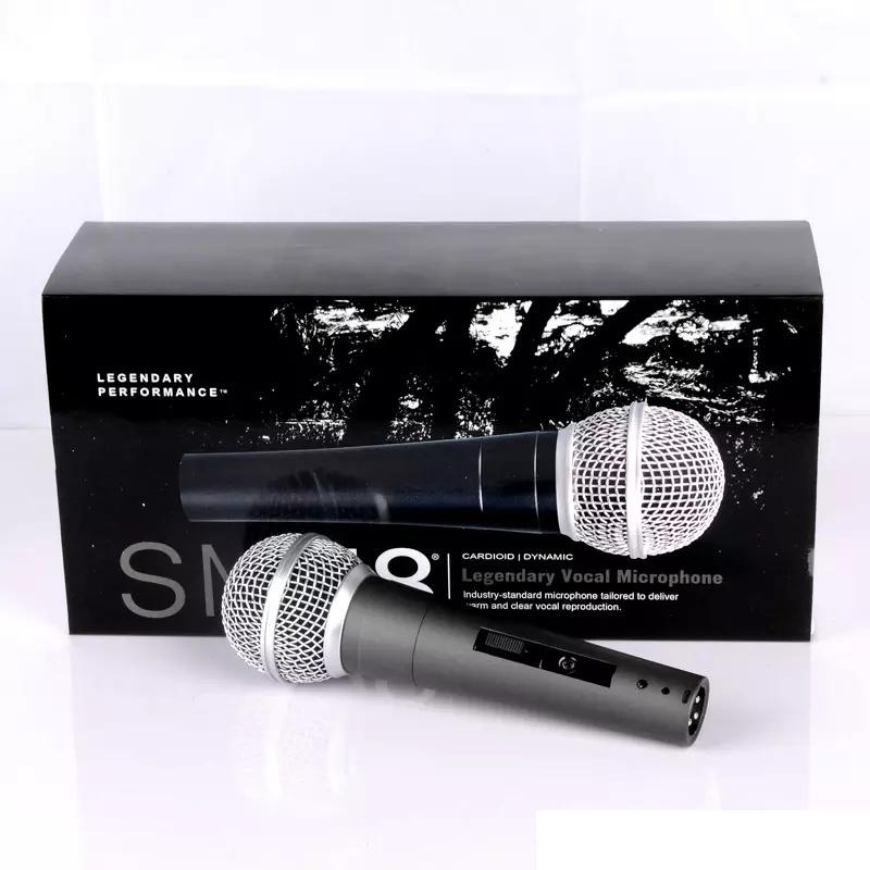Professional Microphone SM-58Mic
