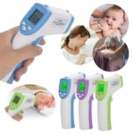 Non-Contact Body IR Infrared Digital Instant Reading LCD Display Thermometer